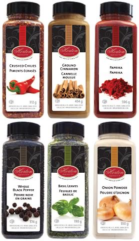 Spices, Herbs and Seasoning
